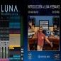 ¡Primer webinar oficial de LUNA en español! De la mano de @iahoo y @uaudio. Apuntad la fecha, este viernes dia 8 a las 11:30, os esperamos a todos en nuestro canal de youtube.